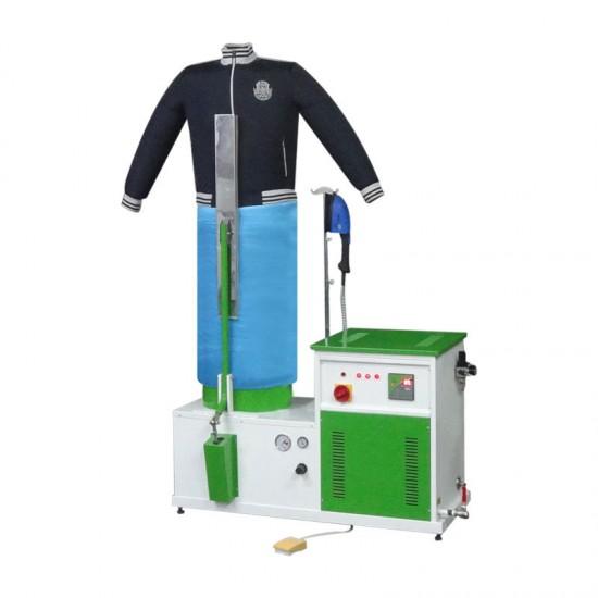 Pnömatik Kıstırmalı Mont Şişirme Makinası